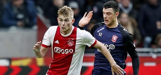Foto: 'Alles word je bij Ajax geleerd, behalve loyaliteit naar de club'