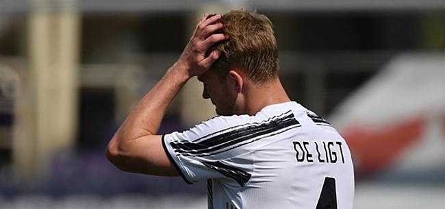 Foto: Matthijs de Ligt wijst Ajax-fans terecht: 'Te makkelijk'
