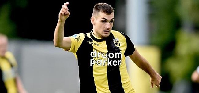 Foto: Vitesse-aanwinst deelt indrukwekkend verhaal: 'En kijk nu'