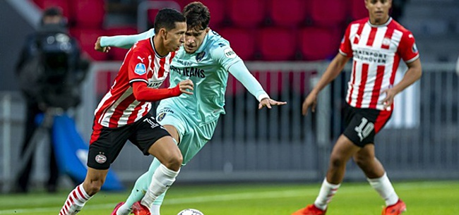 Foto: Dirk Kuyt-scenario voltrekt zich bij PSV