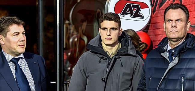 Foto: Huiberts blij met transfer: