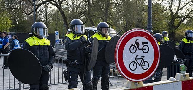 Foto: Volksfeest in Deventer, ongeregeldheden in Doetinchem