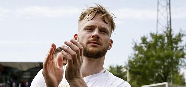 Foto: 'Melvin Platje staat voor transfer terug naar Nederland'