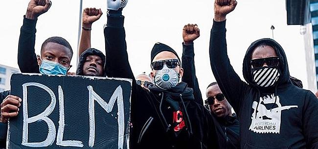 Foto: Woedende Eljero Elia en Memphis Depay openen het vuur naar VI
