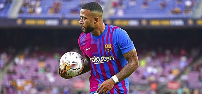 Foto: 'FC Barcelona onthult Memphis-megaplan'