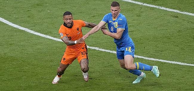 Foto: Oranje wuift kritiek weg met sterke EK-start