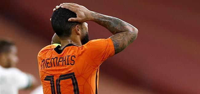 Foto: 'Nederlands elftal heeft één gigantisch probleem'
