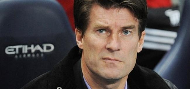 Foto: Laudrup snapts niet van UEFA na EK-beslissing
