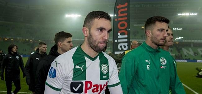 Foto: FC Groningen weigert officieel bod op Mahi: 'Ondanks zijn aflopende contract'