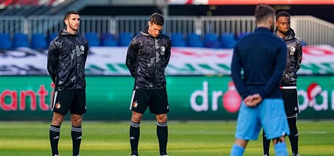 Foto: 'Feyenoord krijgt waanzinnige transfersom'