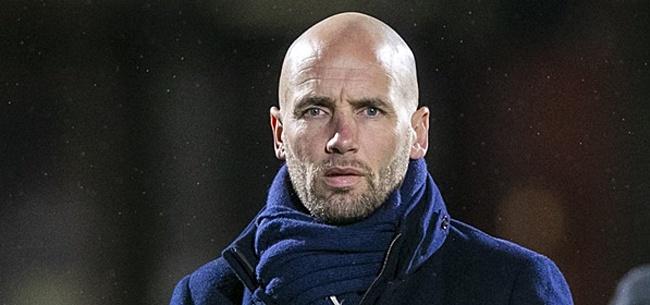 Foto: Van der Gaag laakt Ajax-talenten: