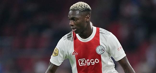Foto: Daramy over eerste Ajax-weken: 'Dringt nu pas door'