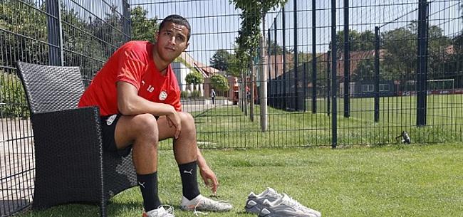 Foto: PSV-trainer Schmidt blij met 'goede reactie' Ihattaren