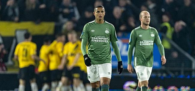 Foto: 'Meevaller bij PSV voor topper tegen Feyenoord'