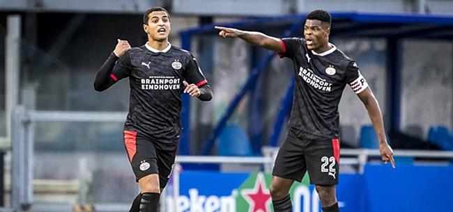 Foto: PSV kan bloed KNVB wel drinken