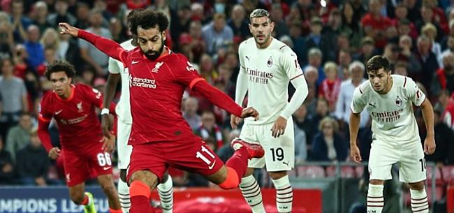 Foto: 'Liverpool grijpt in na megabod van concurrent op Salah'