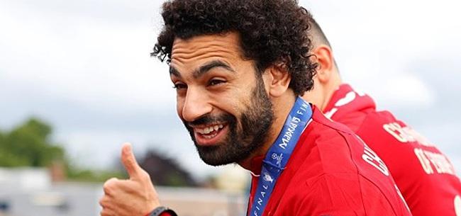 Foto: Klopp krijgt goed nieuws over herstelde Salah, wel defensieve zorgen Liverpool