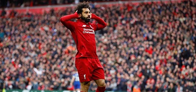 Foto: 'Salah dient transferverzoek in na clash met Klopp'