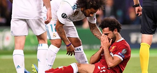 Foto: Fysiotherapeut Salah onthult revalidatieduur: 'Hij is verdrietig'