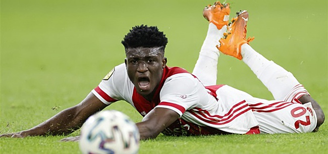 Foto: Ajax-nieuws uit ziekenboeg: