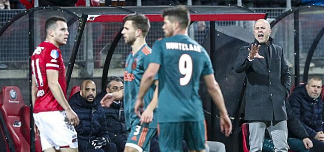 Foto: Ajax en AZ kunnen het Nederlands voetbal helpen in coëfficiëntenstrijd
