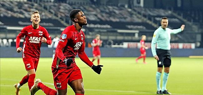 Foto: Boadu 'afgekeurd' voor Ajax: