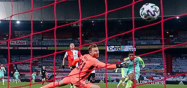 Foto: Europa hoogst haalbare voor Feyenoord: