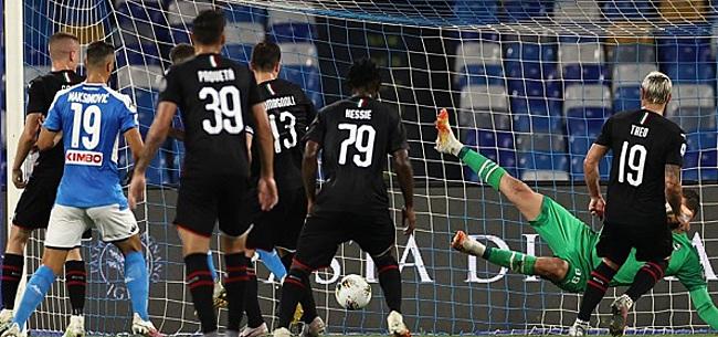 Foto: 'Chelsea en AC Milan steggelen over optie tot koop van 30 miljoen'
