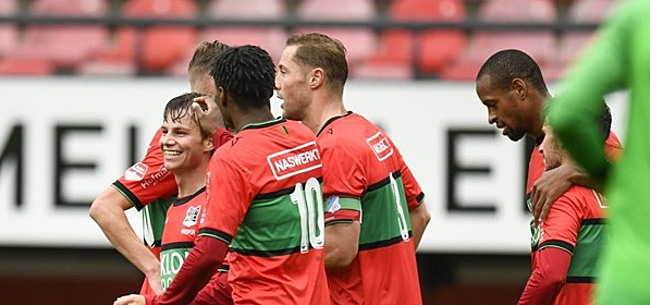 Foto: NEC verpest debuut Zoutman en gaat richting de top