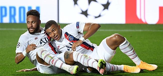Foto: 'Neymar én Mbappé verlaten Paris Saint-Germain'