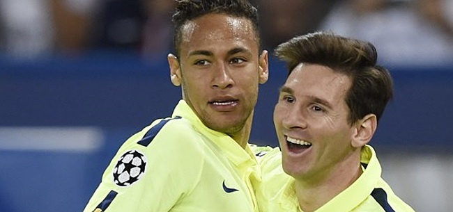Foto: Neymar dropt Messi-bom: 'Het móét volgend seizoen gebeuren'