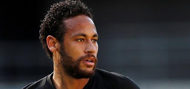 Foto: 'Neymar hervindt geluk bij PSG: contactverlenging lijkt aanstaande'