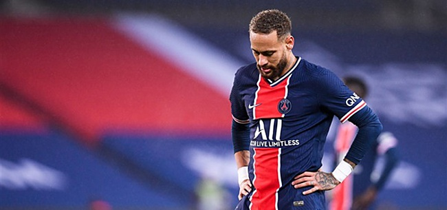 Foto: 'PSG geeft Neymar voorrang boven Mbappé'