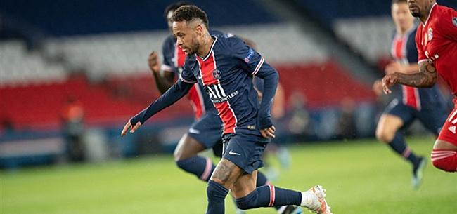 Foto: Neymar reageert met beroemde spreuk op nederlaag