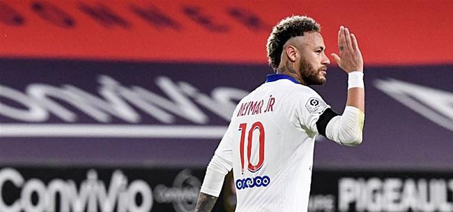 Foto: 'Neymar maakt dankzij clausule nog één transfer'
