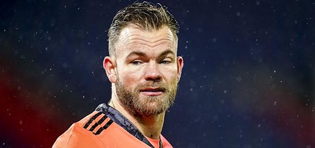 Foto: Nick Marsman: 'Ingewikkelde situatie bij Feyenoord'