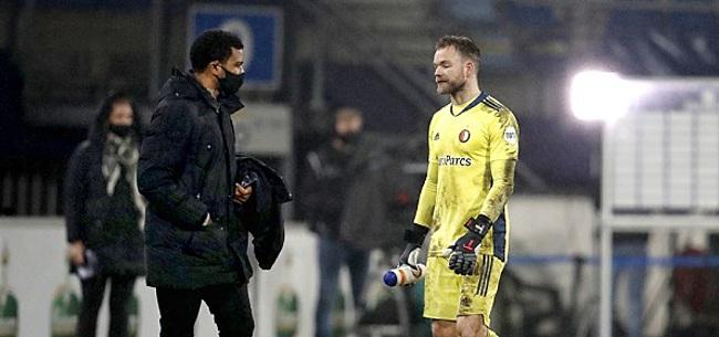 Foto: 'Selectie zorgt voor tweedeling bij Feyenoord'