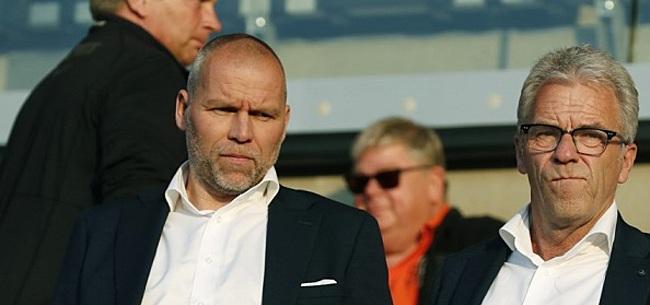 Foto: KNVB onaangenaam door politiek Den Haag: 'Twee incidenten op 100 duels'
