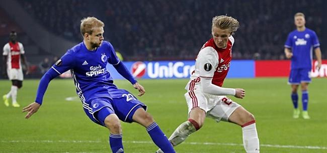 Foto: 'Voormalig Ajax-banneling in beeld bij Turkse topclub'