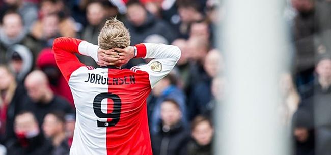 Foto: Gio reageert op situatie Jörgensen: