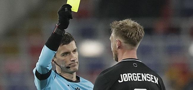 Foto: Jörgensen begrijpt er niets van: