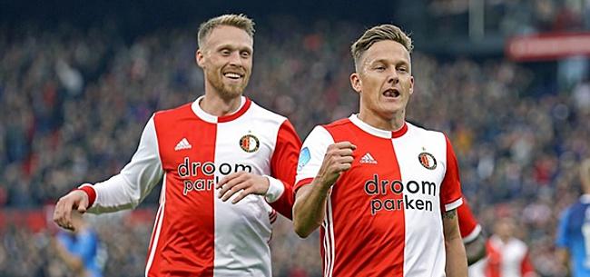Foto: Feyenoord denkt voorzichtig aan Ajax:
