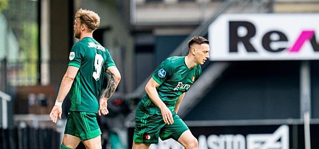 Foto: 'Feyenoorder moet opdonderen na wanprestatie'