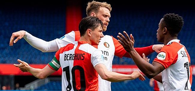 Foto: 'Feyenoord maakte dure blunder in wintertransferperiode'