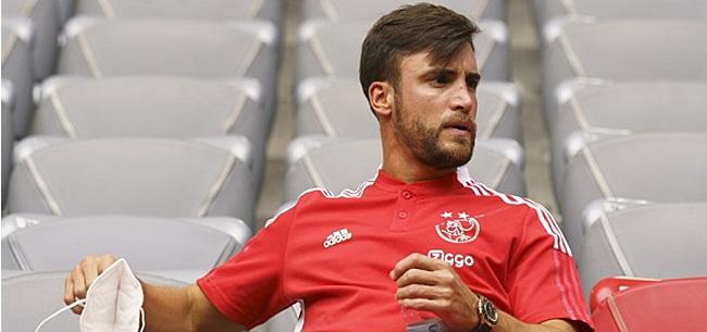 Foto: 'Transfer op komst voor Nicolás Tagliafico'