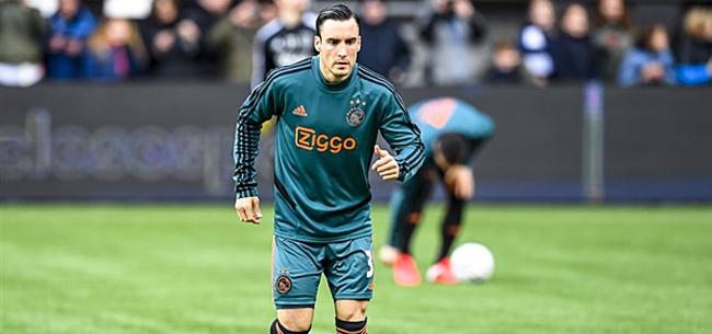 Foto: Tagliafico heeft duidelijke transferboodschap voor Ajax