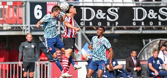 Foto: Nicolás Tagliafico heeft transfernieuws voor Ajax