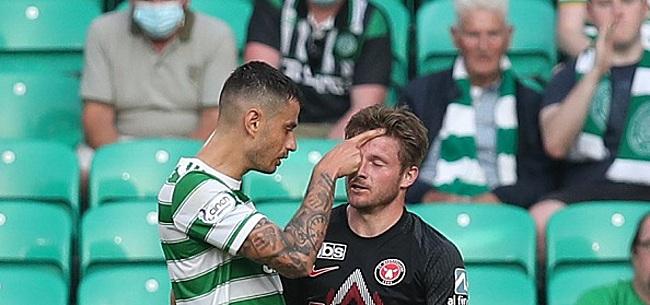 Foto: Midtjylland ontdoet zich in verlenging van Celtic en treft PSV