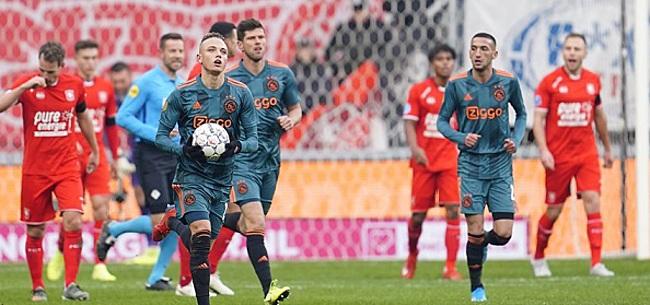 Foto: KNVB komt fans tegemoet: Ajax - FC Twente krijgt tóch nieuw aanvangstijdstip
