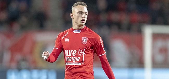 Foto: Noa Lang onthult wat hij bij FC Twente leert
